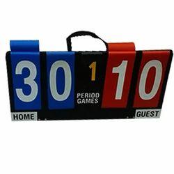 Scoreboard Portable Manual