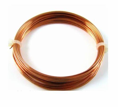 Braided Bare Copper Wire