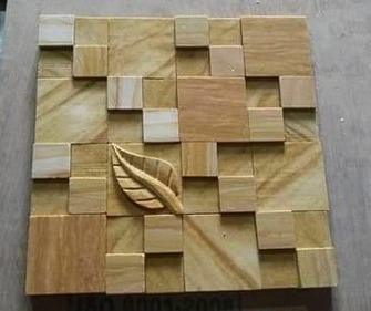 3D Mosaic Tiles Natural Stone