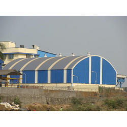 Prefabricated Dome Shed