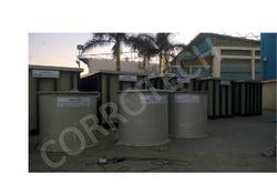 Powder Coating Tank