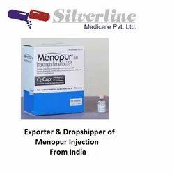 Menopur Injection