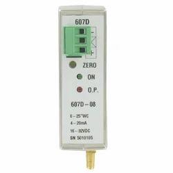 Series 607D DIN Rail Mount Differential Pressure Transmitter