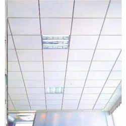 Lay-in Tile Ceiling