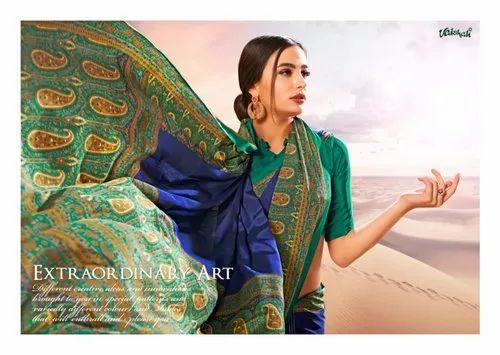 926102fd0e Indian Ladies Sarees - Vaishali Fashion By Extraordinary Art Printed ...