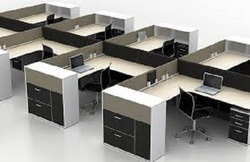 Call Center Cubical