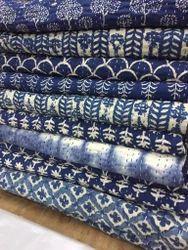 Kantha Indigo Bed Cover
