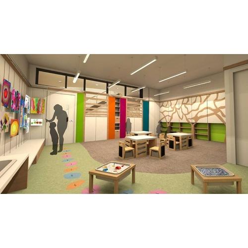 School Interior Designing Service - Play School Interior Designing ...