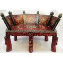 Rajasthani Handicraft Chair