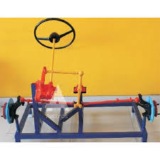 Worm & Roller Steering Gear Model