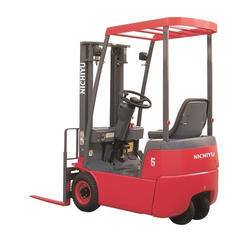 Nichiyu 0.5 Ton Battery Operated Mini Forklift