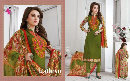 d3f35504f9 Fashion Salwar Kameez - Ladies Cotton Suit Manufacturer from Ahmedabad