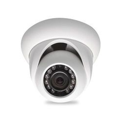 3MP IP Dome Camera with 30 Meters Range