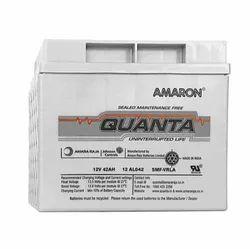 Amara Raja Quanta Batteries