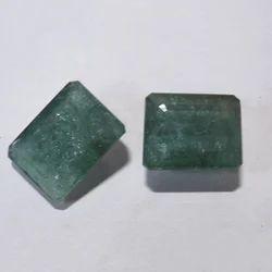 Zambian Natural Green Emerald loose Gemstone