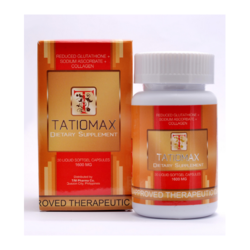Tatiomax Plus 1600mg Softgels Capsules