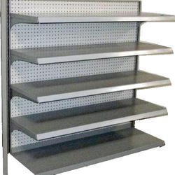 Wall Mounted Steel Shelf
