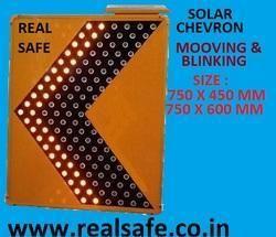 Solar Chevron Sign
