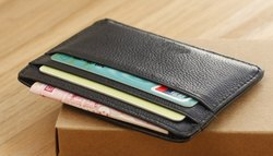 Pocket Credit Card Case