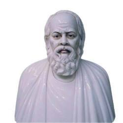 White Marble Customize Human Statue Bust