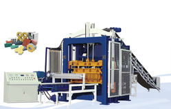 Fully Automatic Fly Ash Brick Making Machine JJ9660FHP