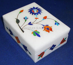 Decorative Stone Box