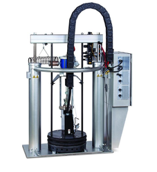 Sealant Grease Dispensing Drum Press