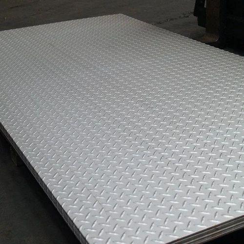 Chequer Plate Mild Steel Chequered Plate Manufacturer
