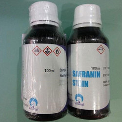 Safranin Stain Solution