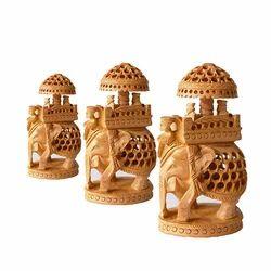 Jaali Elephant Set
