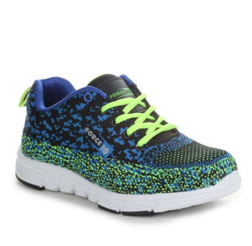 aed99a8ffcdb8 Women Sports Shoes - Force 10 Ladies Black Lacing Sports Shoes (TIYA ...
