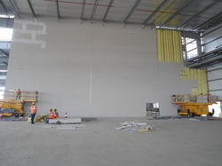 Acoustic Wall Partition