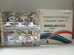 Amoxy 500 mg Clav Acid 125 MG