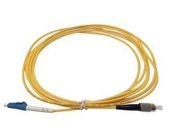 Patch Cord LC-FC Simplex UPC 3 Mtr.