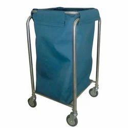 50-6000-DS Soiled Linen Trolley