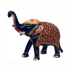 Meena Painting Elephant