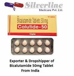 Bicalutamide 50mg Tablet