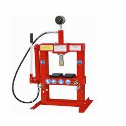 Hydraullic Press for Engineering Work