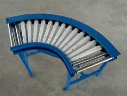 Conical Powered Roller Conveyor