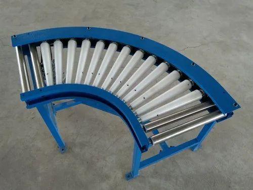 Roller Conveyors - Powerised Roller Conveyor Manufacturer from