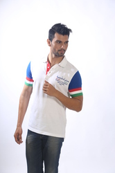 Mens Fashion Polos T Shirt