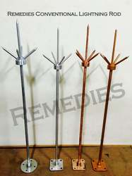 Remedies Copper Lightning Protection Systems