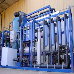 Demineralised Water System