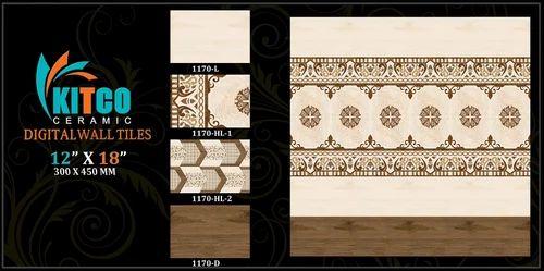 Ceramic Wall Tile - Indian Digital Wall Tiles Manufacturer from Morbi