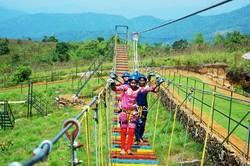 Adventure Park Rope Course