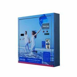 Sanitary Napkin Vending Machine - Cash
