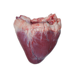 Frozen Buffalo Heart