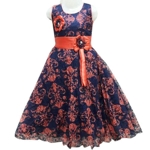 b06736a5a0b5 Designer Kids Dress - Fancy Baby Girl Frocks Wholesale Trader from ...