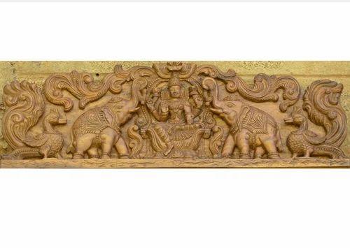 Lakshmi Carving Gaja Lakshmi Manufacturer From Salem