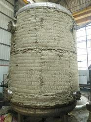 Insulated Stainless Steel Pressure Vessel